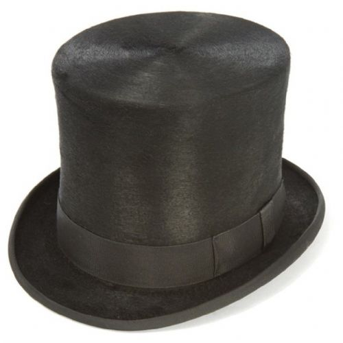 094a833c1ec Christys Melusine Fur Felt Polished Taller Top Hat 6¼